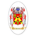 Eaden Sticker (Oval 50 pk)