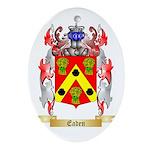 Eaden Ornament (Oval)