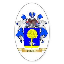 Estrader Sticker (Oval)