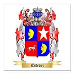 Estevez Square Car Magnet 3