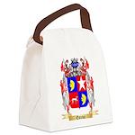Esteva Canvas Lunch Bag