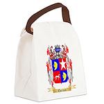 Esteban Canvas Lunch Bag