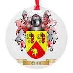 Essom Round Ornament