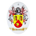 Essom Ornament (Oval)