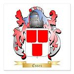 Essex Square Car Magnet 3
