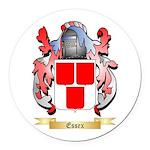 Essex Round Car Magnet
