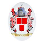 Essex Ornament (Oval)