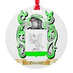 Esquivel Round Ornament