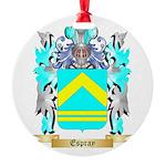 Espray Round Ornament