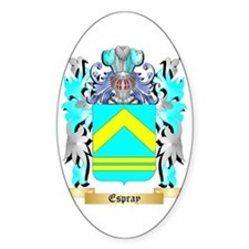 Espray Sticker (Oval)