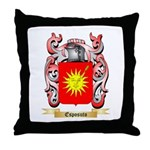 Esposuto Throw Pillow