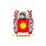 Esposito Sticker (Rectangle 50 pk)