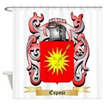 Esposi Shower Curtain