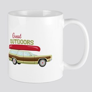 Great Outdoors Mugs