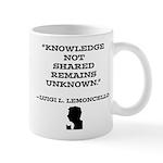 MR. LEMONCELLO'S Mug