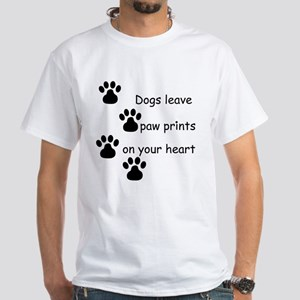 Dog Prints T-Shirt