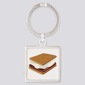 Smore Keychains
