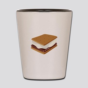 Smore Shot Glass