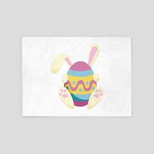 Bunny Egg 5'x7'Area Rug