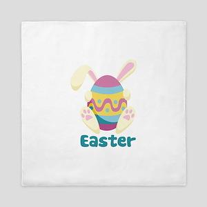 Easter Queen Duvet