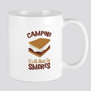 Camping: Its All About the Smores Mugs