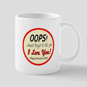 OOPS! Mugs
