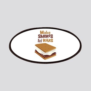 Make Smores Not Wars Patches