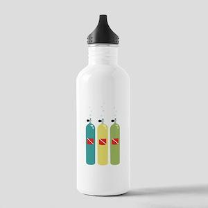 Scuba Tanks Water Bottle