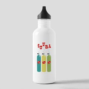 scuba Water Bottle