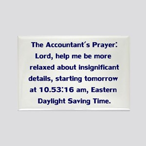 Accountant's Prayer Magnets