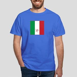 Team Alpine Skiing Italy Dark T-Shirt