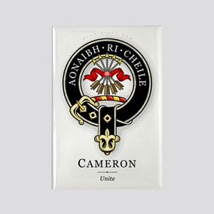 Clan Cameron Rectangle Magnet