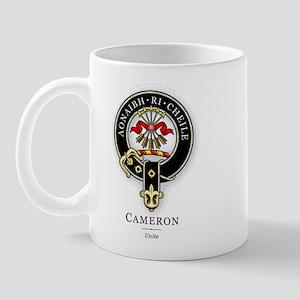 Clan Cameron Mug