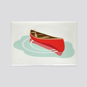 Canoe on Water Magnets