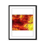 Sahara desert Framed Panel Print