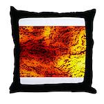 Sahara desert Throw Pillow