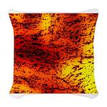Sahara desert Woven Throw Pillow