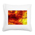Sahara desert Square Canvas Pillow