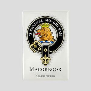 Clan MacGregor Rectangle Magnet