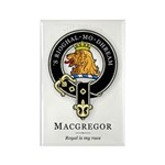 Clan MacGregor Rectangle Magnet