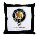 Clan MacGregor Throw Pillow