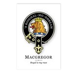 Clan MacGregor Postcards (Package of 8)