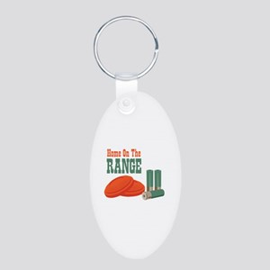Home On The Range Keychains