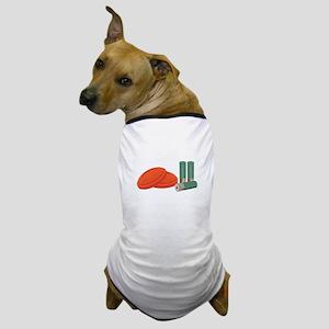 Clays Shells Dog T-Shirt