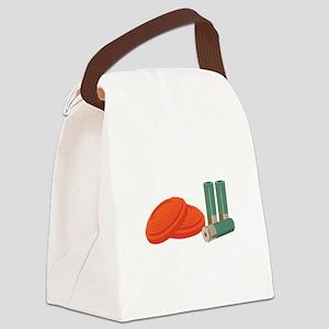 Clays Shells Canvas Lunch Bag