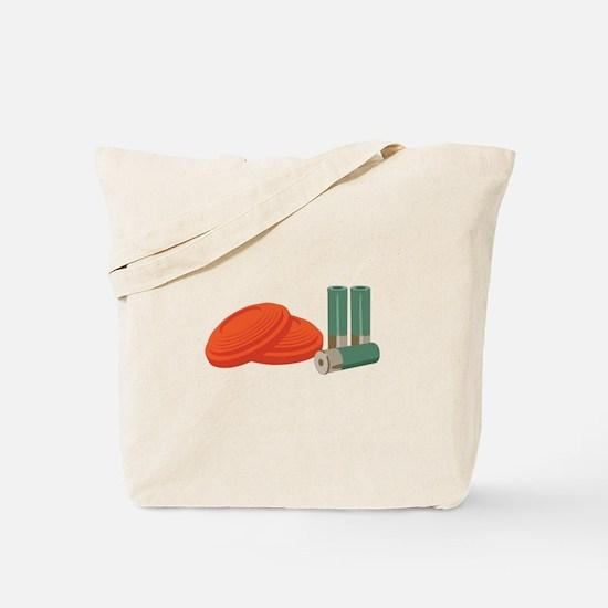 Clays Shells Tote Bag