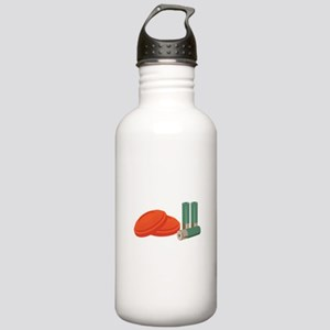 Clays Shells Water Bottle