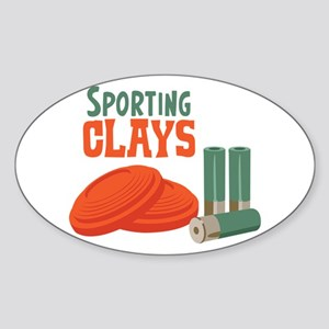 Sporting Clays Sticker