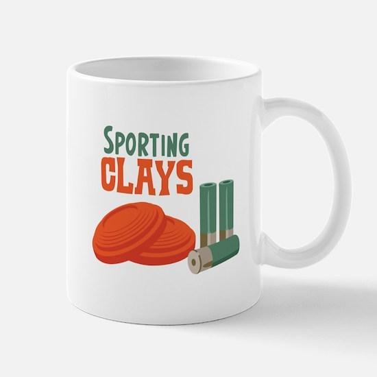 Sporting Clays Mugs