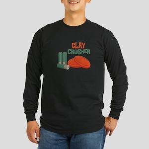 Clay Crusher Long Sleeve T-Shirt